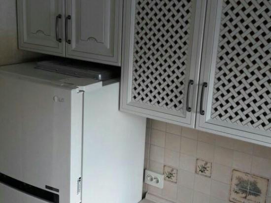 Кухня МДФ 73