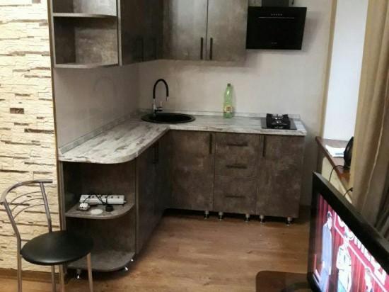 Кухня МДФ 75