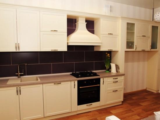 Кухня из массива 1