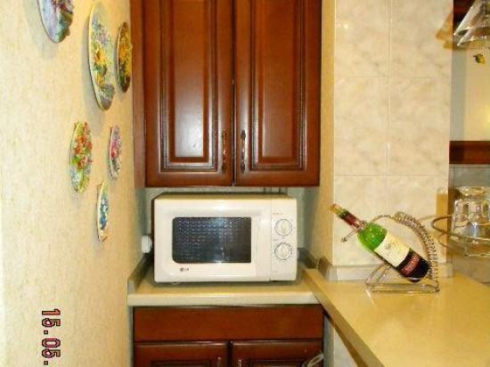 Кухня из массива 34