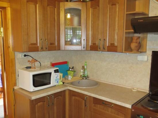 Кухня из массива 35