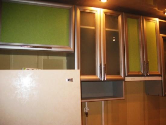 Кухня МДФ 3