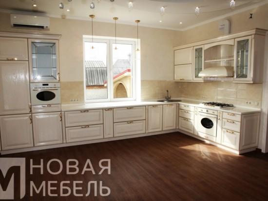 Кухня МДФ 57