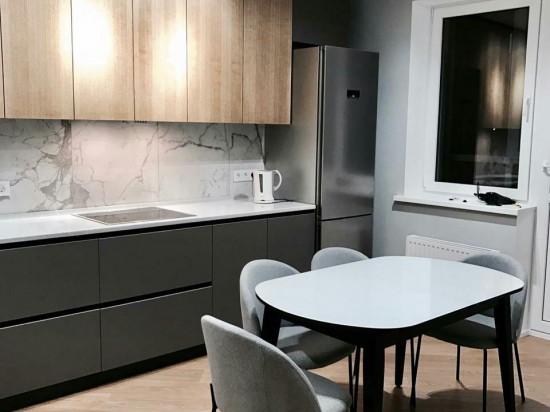 Кухня МДФ 87