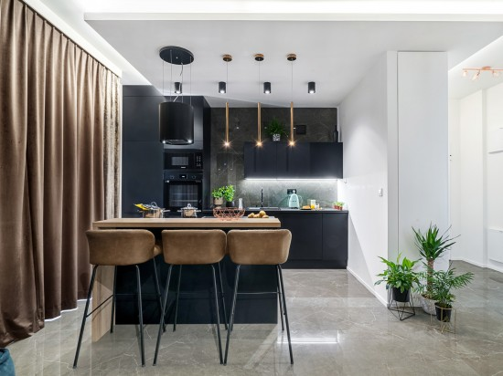 Кухня Darkness