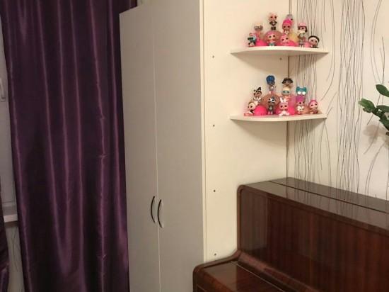 Распашной шкаф 14