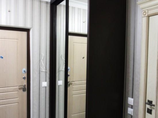 Встроенный шкаф 5