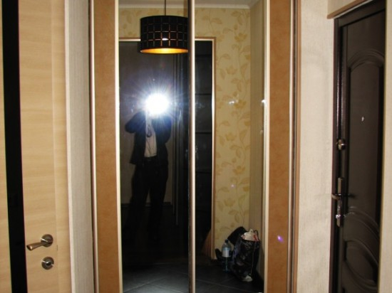 Встроенный шкаф 4