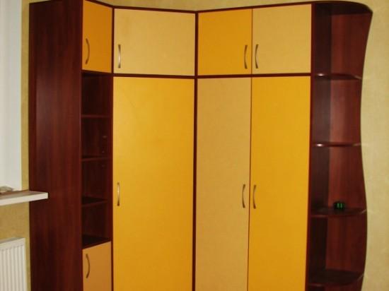 Распашной шкаф 1