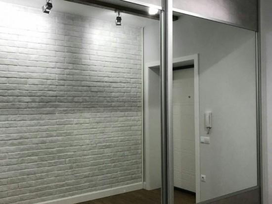 Встроенный шкаф 35