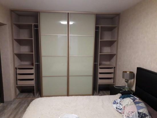 Встроенный шкаф 39