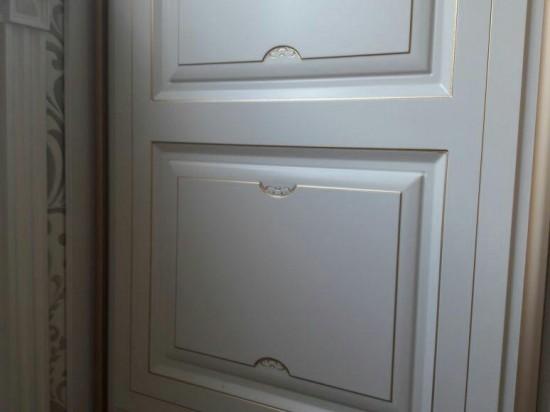Встроенный шкаф 31