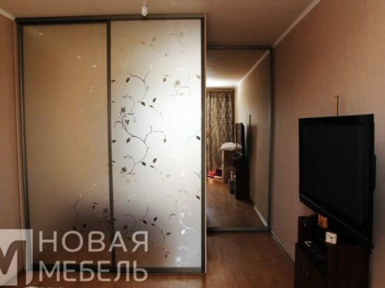 Встроенный шкаф 12