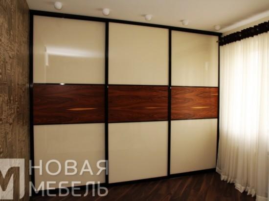 Встроенный шкаф 16