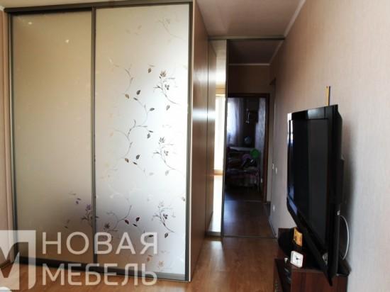 Встроенный шкаф 17