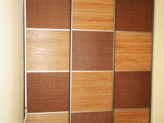 Встроенный шкаф 22