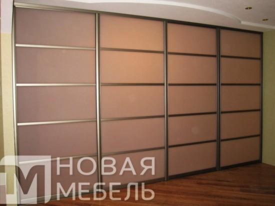 Встроенный шкаф 25