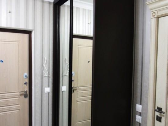 Встроенный шкаф 29